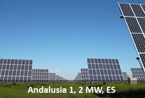 PV Project Andalusia 1
